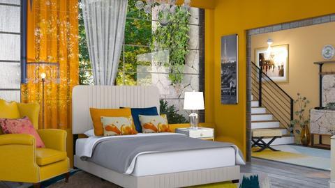M_ Clara - Bedroom - by milyca8