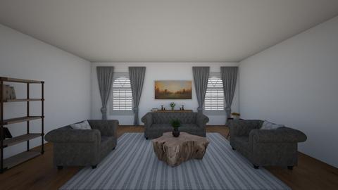 Tanem Kutlu_Living Room - Living room  - by cagla_deniz_