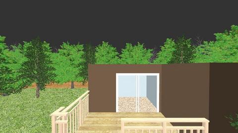 Deck - Garden - by karihegstrom