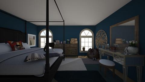 Teen Bedroom - Bedroom - by natd