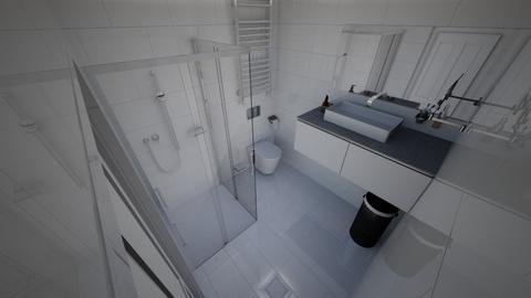 Casa Bathroom II - Bathroom - by fantabulastica