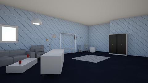 boring livingroom - Living room - by Charleen1919