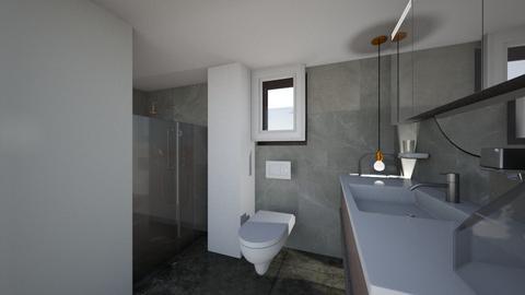 BARZILAY - Bathroom  - by orlykr71