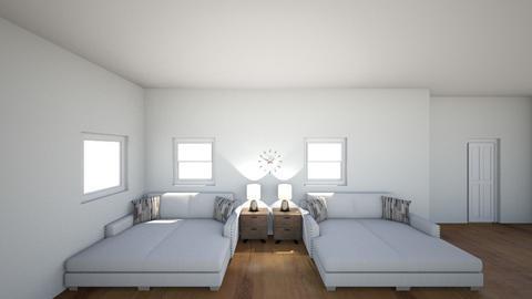 Lillie Kirby - Bedroom  - by lilliekirby