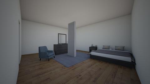 Ameena - Bedroom  - by miniameena