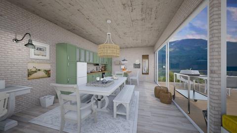 Natt - Living room  - by Ferplace