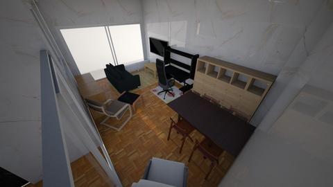 Pothoek living PCbijTV 2 - Living room - by HenryLam2607