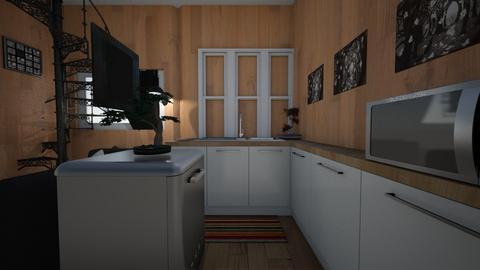 nuevo aparta cocina 2 - Kitchen - by haze25