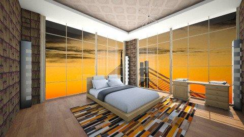 Kika Bedroom - Classic - Bedroom - by Boka i Deki