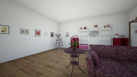 Christmas is Near - Modern - Living room - by Elf_prettyballetgirl16