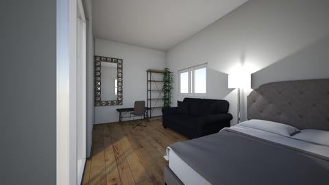 ishigaki - Bedroom - by ean ek11