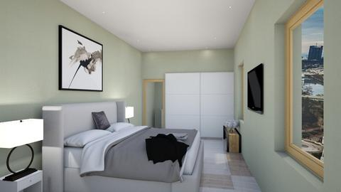 minimalist - Minimal - Bedroom  - by steker2344