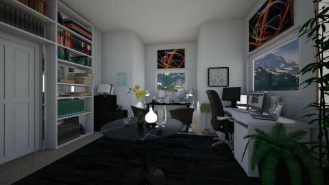 K office - by Katiewaldo7