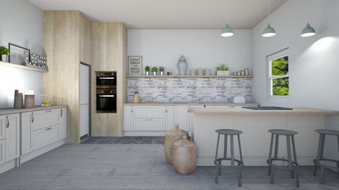 Quirky Kitchen - Kitchen  - by jbutler314159