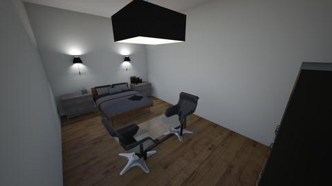 Bedroom - Modern - Bedroom  - by Sam1214