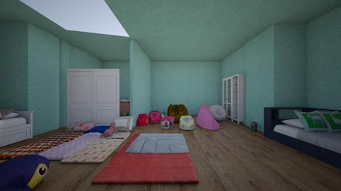 boss - Kids room  - by 35993
