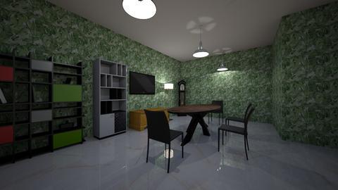 ruang tamu - Living room  - by plow654l