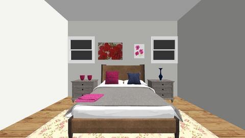Housing Activity - Bedroom  - by btcannon