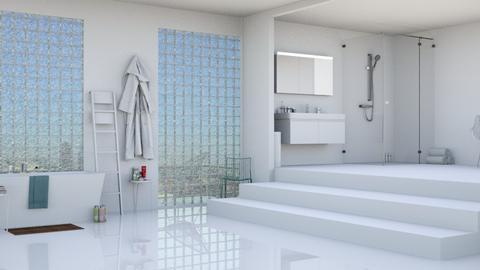 Martha - Bathroom - by CharlotteCL