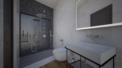 recamara - Modern - Bedroom  - by efernandez95