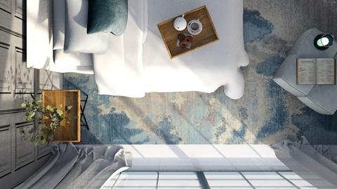 From above - Bedroom  - by AGB08