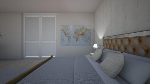 mi habitacion - Bedroom - by mariafercue