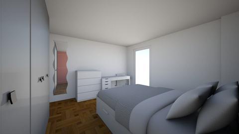 bedroom - Bedroom  - by Maroulaki