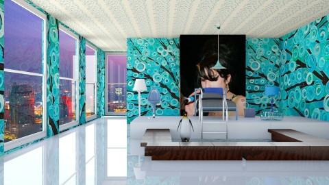 For Bgref 2 - Modern - Bedroom  - by InteriorDesigner111