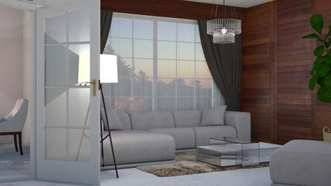 wood - Living room  - by snjeskasmjeska