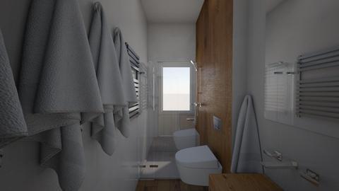 lazieno - Bathroom  - by Annastyleh