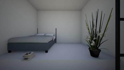 Modern Loft  - Modern - Bedroom - by FabulousGirl35