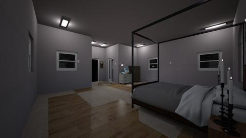 bedroom 1 - Modern - Bedroom  - by Quickwolf1616