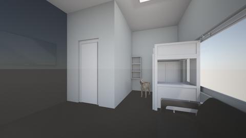 simple room - Minimal - Bedroom  - by playboyowen