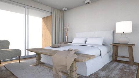 Bedroom 3 - Modern - Bedroom  - by Maaikevh