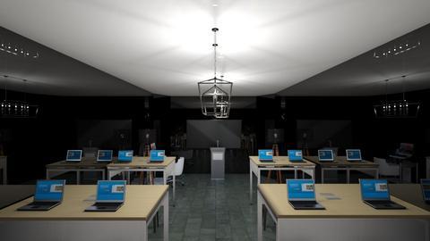 8th Grade Classroom - Modern - Office  - by Charginghawks
