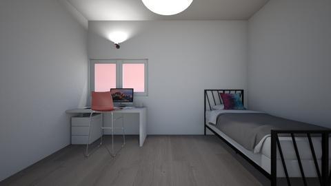 Laura Room  - Bedroom - by mluisis07