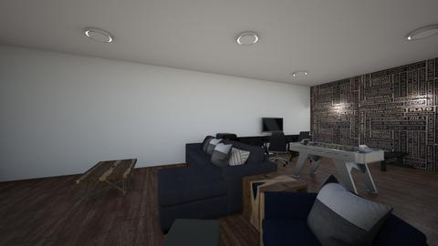 Shome second 9 - Living room  - by Niva T