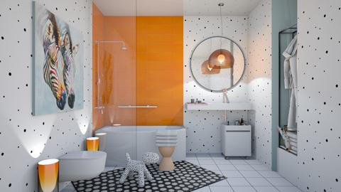 Oui - Bathroom  - by chania