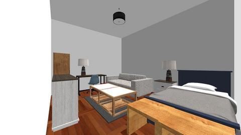 bedroom  - Classic - Bedroom  - by teamlucifr1