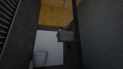 All heights slate - Bathroom - by RachDyer