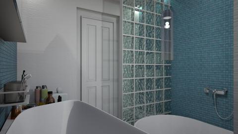klient - Bathroom - by DERRYS