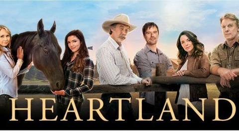 Heartland  - by Horses are my thang