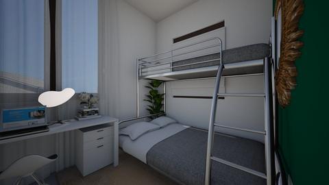 Bedroom Wall Decor v2 fin - Modern - Bedroom  - by MissChellePh