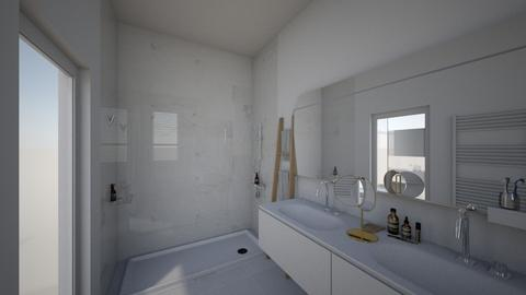 ensuit - Bathroom  - by stephmariani