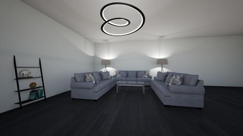 salon - Modern - Living room  - by mesdoud