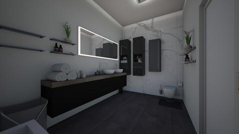 bahroom loft 2 - Bathroom  - by kenl