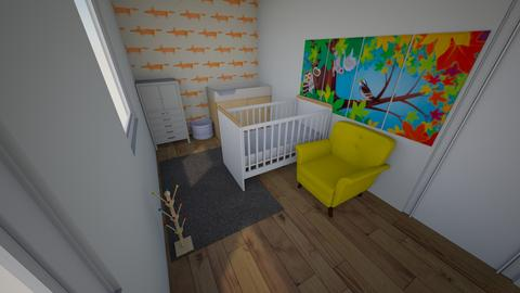 kidsroom3 - Kids room  - by bazed