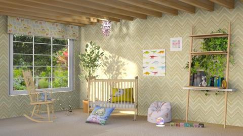 baby - Kids room  - by lullabyzz
