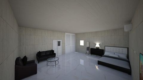 habitacionsanchez3B - Modern - Living room  - by montserrat12
