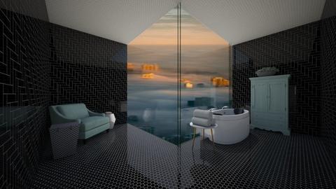 sky high - Bathroom  - by taebay1 OSG
